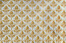 Decorative Wallpaper Royalty Free Stock Images