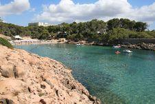 Free Ibiza Beach Royalty Free Stock Photos - 5438268