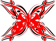 Free Double Butterfly Stock Photography - 5438292