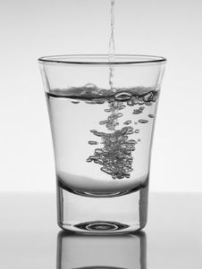 Free Glass Of Water Stock Photos - 5438433