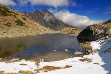 Free Mountains In Slovakia Stock Photography - 5438652