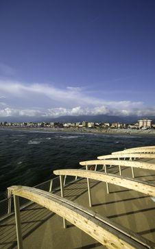 Free Tuscanian Coastline Royalty Free Stock Images - 5439529