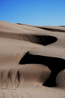 Free Sand Dune With Stock Photography - 5439532