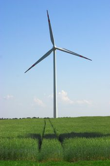 Free Windmills Stock Photos - 5439603