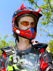 Free Rider Stock Image - 5439941