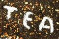 Free Black Tea With Dry Fruits Stock Photos - 5446093