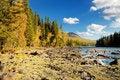 Free Kanasi River Royalty Free Stock Photography - 5449207