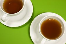 Free Cups Of Tea Royalty Free Stock Images - 5440139
