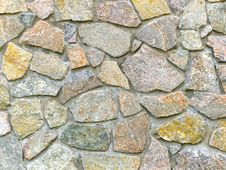 Free Stone Wall Royalty Free Stock Images - 5440259
