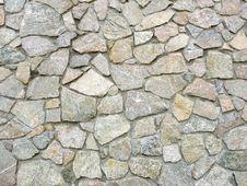 Free Stone Wall Stock Image - 5440471