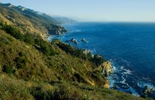 Free Californian Coast Stock Photography - 5440702