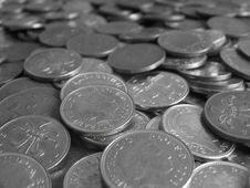 Free Coins Stock Images - 5440844