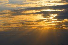 Free Sunset Royalty Free Stock Image - 5441016