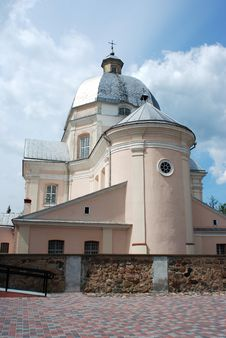 Free Liskiava Town Church Stock Images - 5441124
