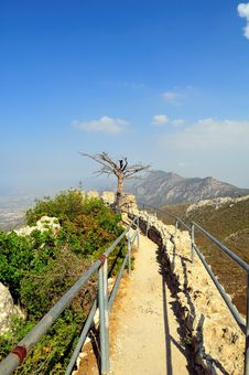 Free St. Hilarion Fortress Stock Images - 5441764