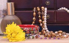 Free Jewelry Box Royalty Free Stock Photo - 5442525