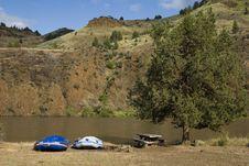 Free Rafting Stock Image - 5442701