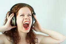 Free Pleasure Of A Sound Stock Image - 5443731