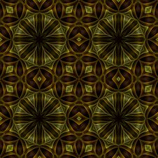 Free Silk Medallion Wallpaper Stock Photography - 5443812