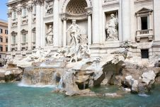 Free Trevi Fountain Stock Images - 5445194