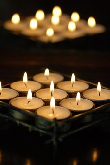 Free Candles Stock Photo - 5445260