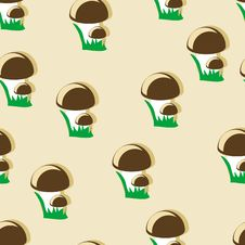 Free Mushrooms Royalty Free Stock Image - 5445706