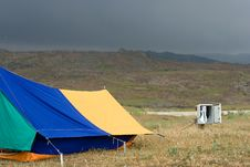 Free Tent Stock Images - 5445914