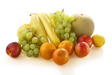 Free Fresh Fruits Royalty Free Stock Image - 5446756