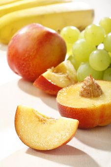 Free Fresh Fruits Stock Images - 5446834