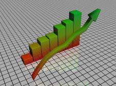 Free Arrow Up Stock Photo - 5447060
