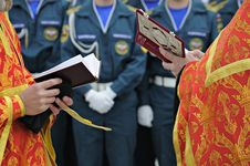Free Ceremony Of Consecration Stock Image - 5447321