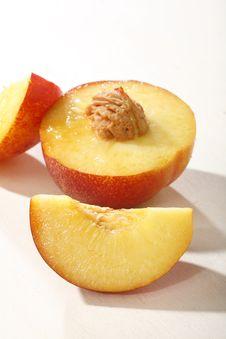 Free Nectarines Stock Image - 5447571