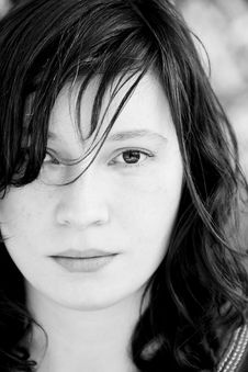 Free Woman Portrait Stock Photography - 5448812