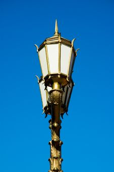 Free Old Street Light Stock Photography - 5449992