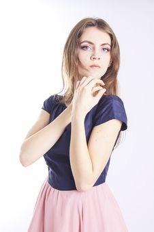 Free Gorgeous Beauty Girl Stock Photography - 54405272