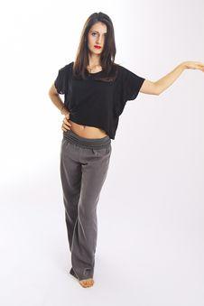 Free Yoga Asana Royalty Free Stock Photos - 54405378