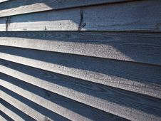 Wood Wall Siding Stock Photos