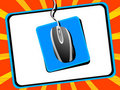 Free Mouse On Pad Stock Photography - 5450952