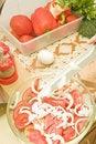 Free Salad Making Stock Images - 5451884