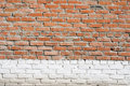 Free Texture Of Old Brick Building Stock Photography - 5452062