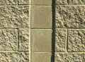 Free Concrete Block Wall With Channel Stock Photo - 5457420