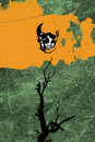 Free Grunge Background Royalty Free Stock Images - 5457729