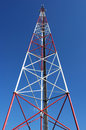 Free The Steel Tower Stock Image - 5457951