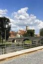 Free Old Church With Bridge Royalty Free Stock Photos - 5458198
