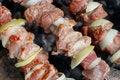 Free Kebab Preparing Stock Images - 5458794
