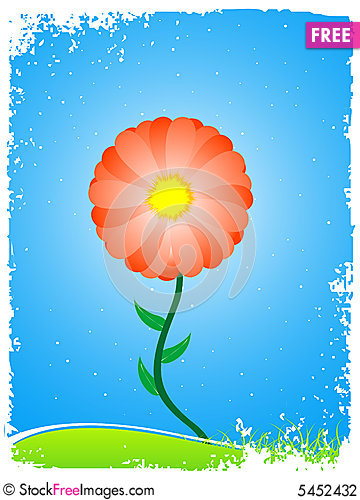 Free Flower Plant Stock Photography - 5452432