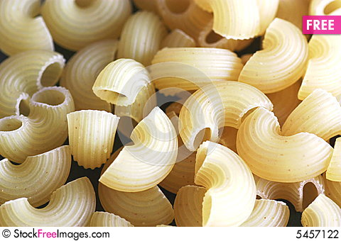 Free Pasta Stock Photography - 5457122