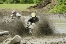 Free Chuggars Mud Stock Stock Image - 5450001