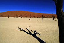 Namibia Royalty Free Stock Image