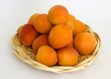Free Apricots Royalty Free Stock Photo - 5450515